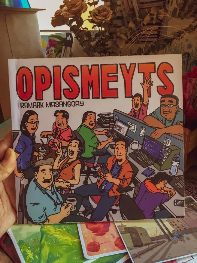 Opismeyts Comics by Ramark Masangcay