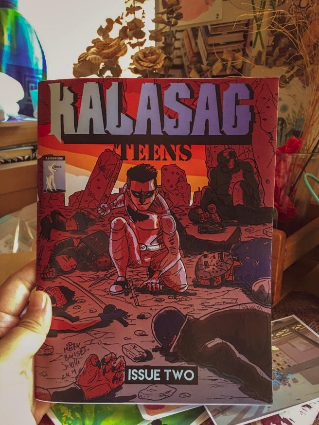 Kalasag Teens by Julius Villanueva
