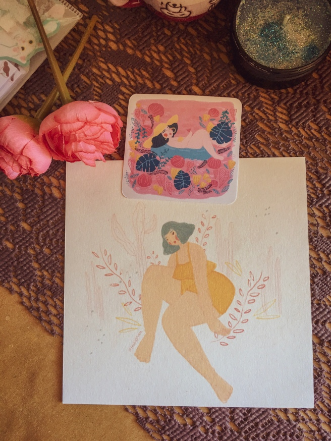 Christine Luang art findingsinta