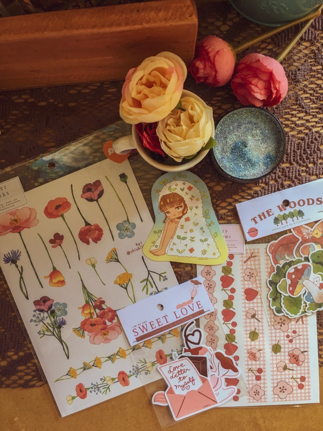 Art prints and stickers by Chichilittle