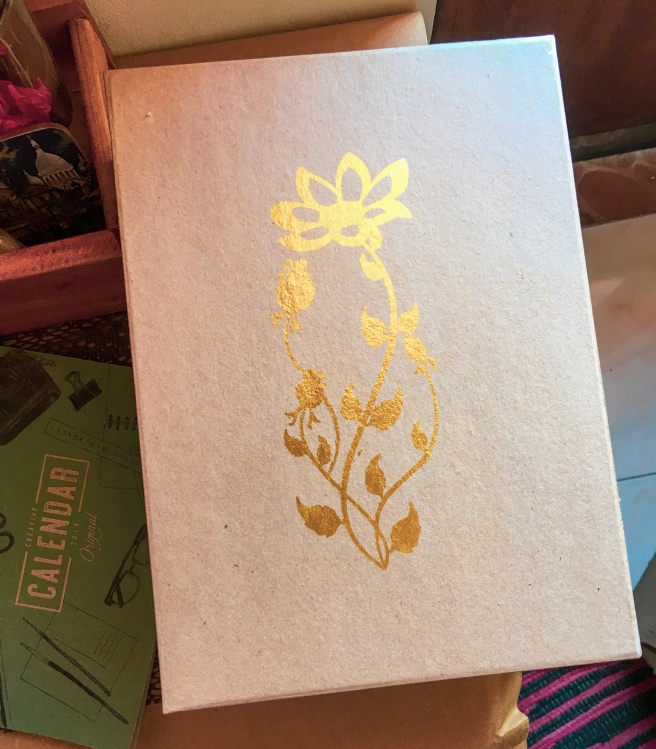 Pretty book box