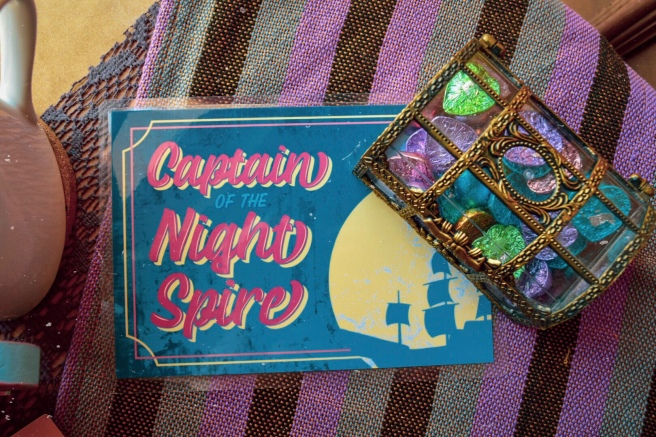 Captain of the night spire