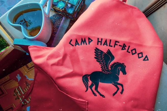 Camp half blood apron