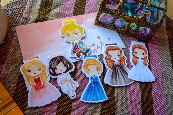Acotar magnetic bookmarks