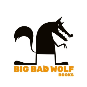 Big bad wolf books logo