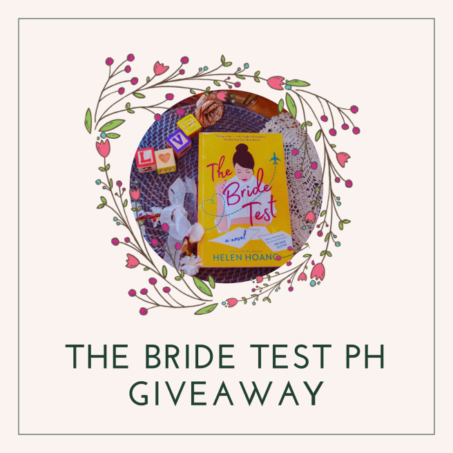 The Bride Test Giveaway