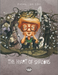 The Heart of Shadows Europe Comics