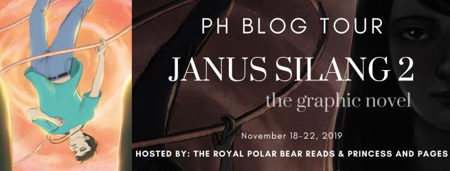 Janus Silang 2 comics blog tour